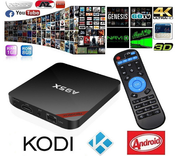 A95X TV Box Android Lollipop 5.1.1 stock firmware Download