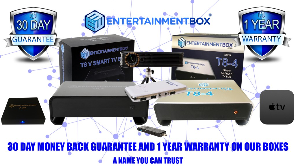 Best smart android kodi TV boxes