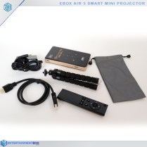 pocket projector,carry case, stand, plug, remote, HDMI cable, outer box