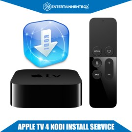 Apple TV 4 Kodi install Apple TV 4 Kodi Installation