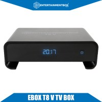 EBox T8 V TV box, 2017 Internet Streaming Box! Version 5