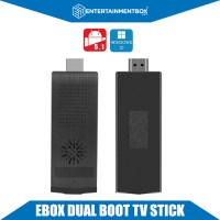 EBox TV stick, Dual Boot TV stick, Windows 10 and Android 5.1 latest smart TV stick