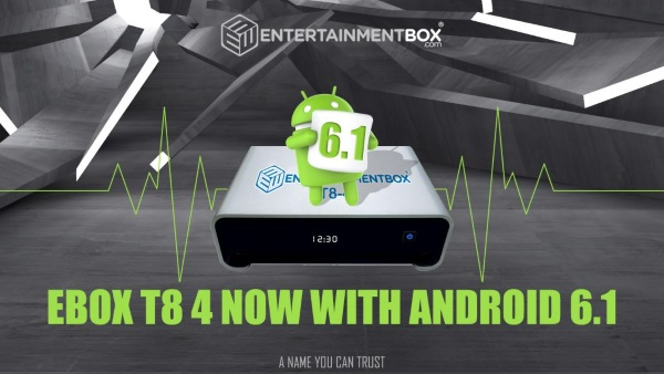 Android 6 Update for T8 V4