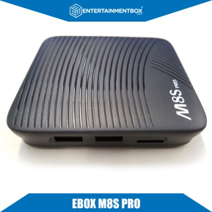 Ebox M8s pro plus box Review Android 7.1, 3GB RAM, 32GB ROM