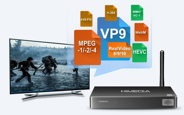 Latest Himedia A5 TV Box Firmware Download Android 6.0.1