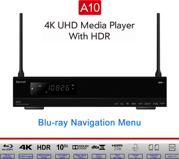 Latest Egreat A10 TV Box Firmware Download Android Lollipop 5.1.1