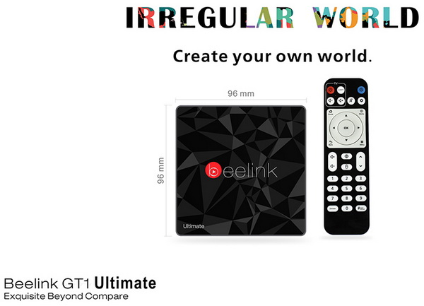 Latest Beelink GT1 Ultimate TV Box Firmware Download Android 6.0