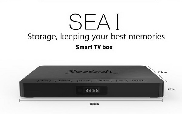 Latest Beelink SEA I TV Box Firmware Download Android 6.0