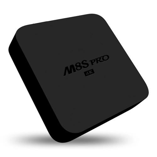 M8S Pro TV Box Android Marshmallow 6.0 Stock Firmware Download