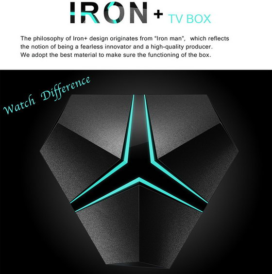 Latest MAGICSEE Iron+ TV Box Firmware Download Android 6.0