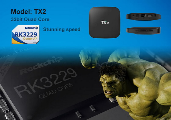 Latest Tanix TX2-R2 TV Box Firmware Download Android Marshmallow 6.0