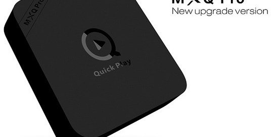 Latest MXQ Pro Quick Play TV Box Firmware Download Android Lollipop 5.1.1