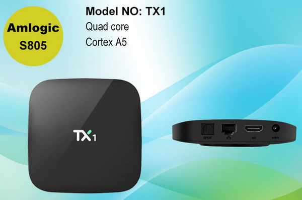 Latest TX1 TV Box Firmware Download Android Kitkat 4.4.2