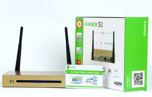 Latest Kiwibox S1 TV Box Firmware Download Android 4.4.4 KitKat