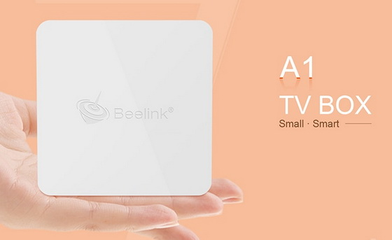 Latest Beelink A1 TV Box Firmware Download Android Nougat 7.1.2