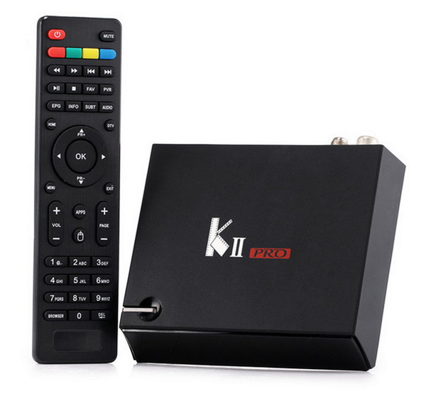 Latest MECOOL KII Pro TV Box Firmware Download Android Nougat 7.1