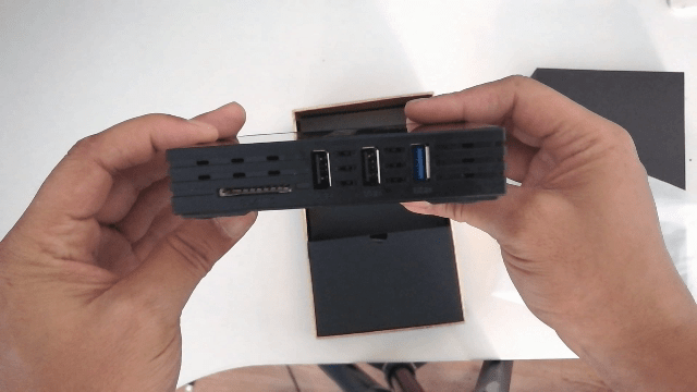 Unboxing the EBox R99 V2