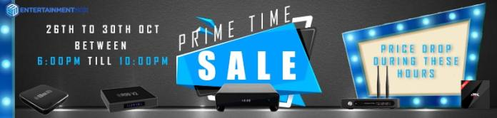 EntertainmnetBox Prime Time Sale