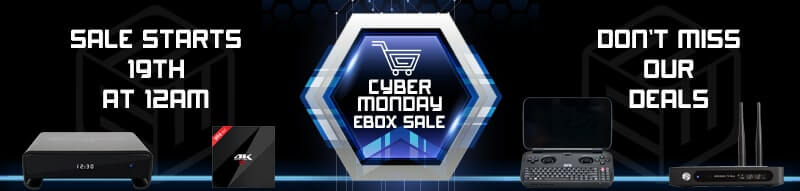 EBox Cyber Monday Banner Image