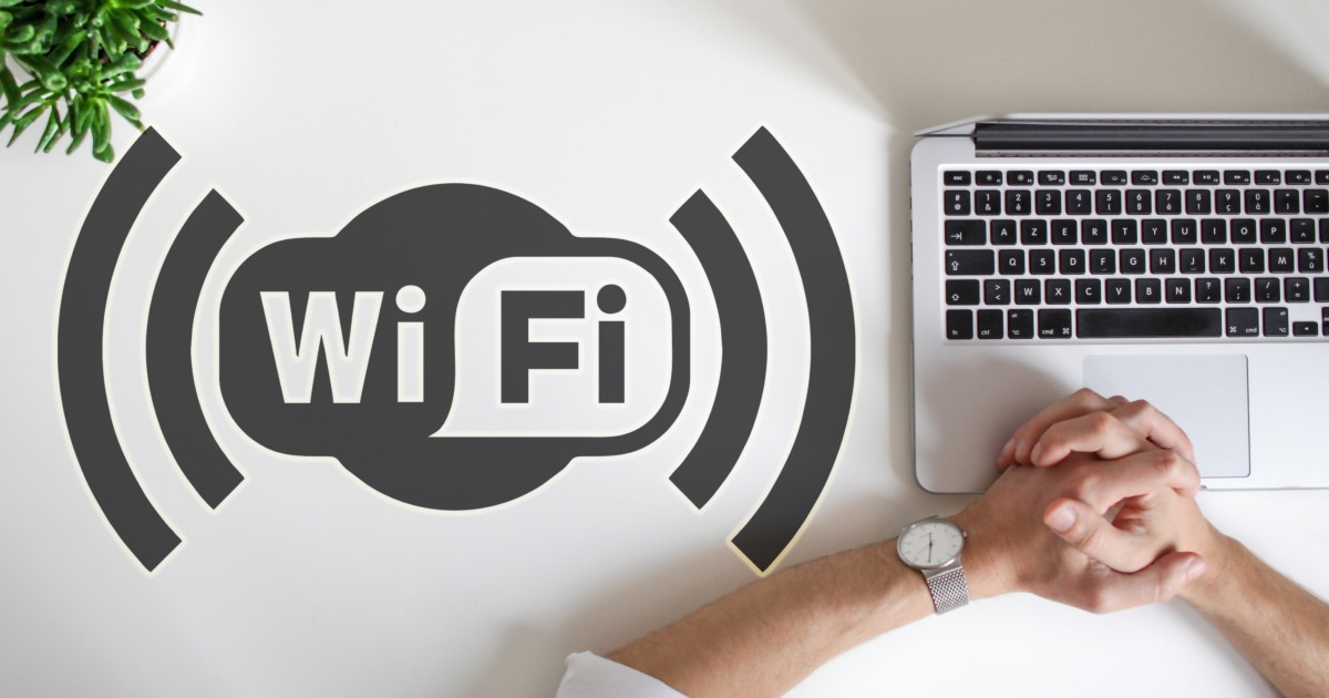WiFi password of wireless networks