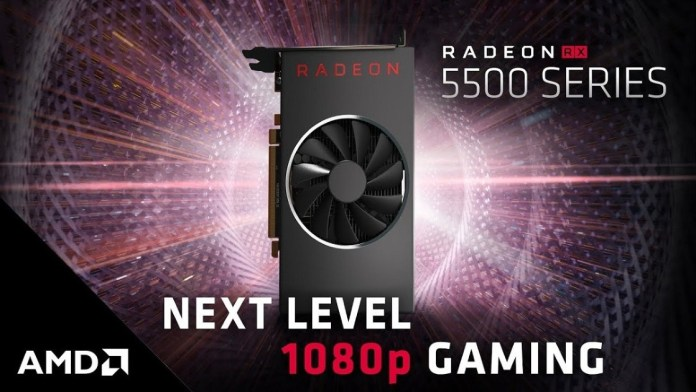 AMD Radeon RX 5500 XT is official! Meet the new graphics for those who want to play 1080p