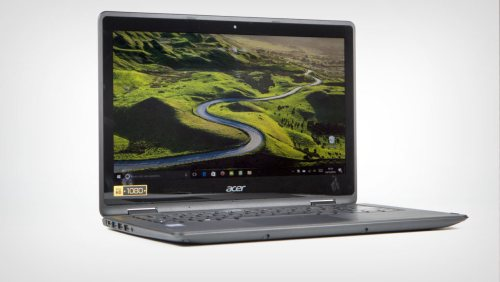 Acer Spin 5 (SP513-51-32S1): the full test
