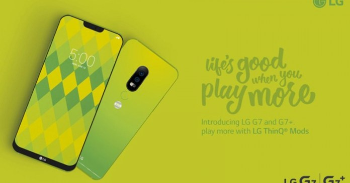 Android Unfortunately this will not be the top of the line LG G7