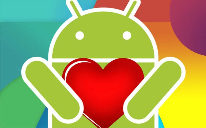 Android Love iPhone smartphone 4gnews