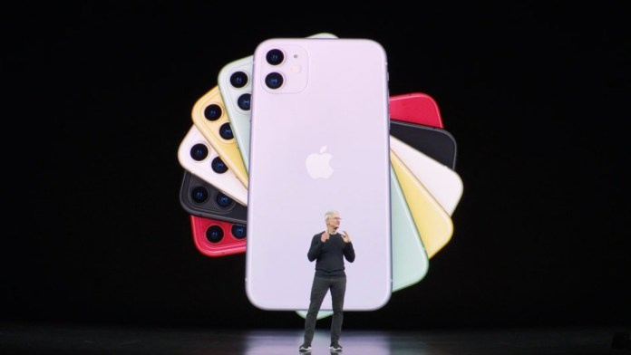 Apple officially unveils the iPhone 11! All the details!