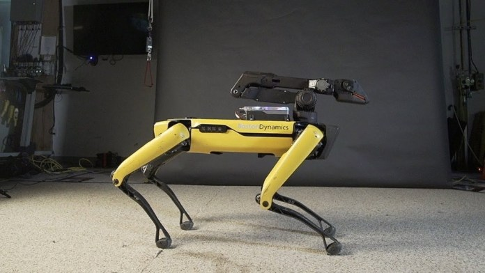 Boston Dynamics showcases 2 new robots that do gymnastics, open doors and more! (video)
