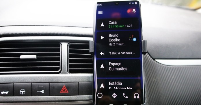 Don't have Android Auto in your car? This free application solves the problem! (Google APK)