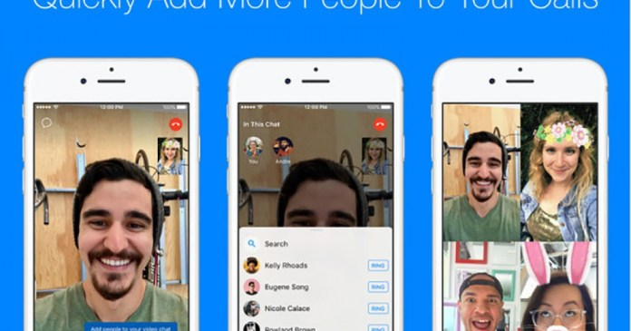 Facebook Messenger makes it even easier to make a group call