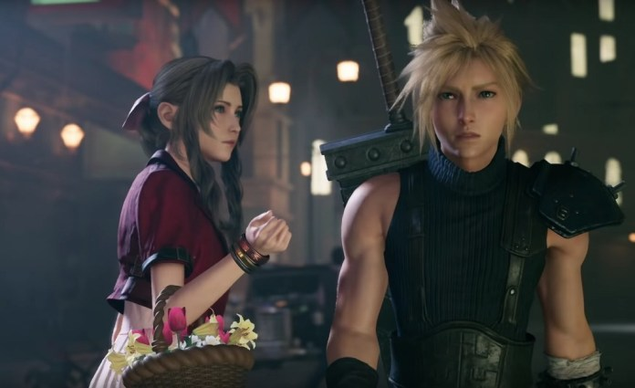 Final Fantasy VII remake will have very different combat mode from the original