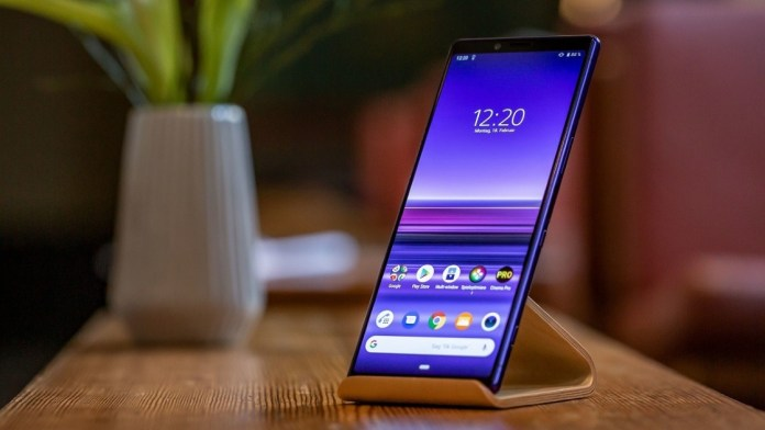 First images of the alleged Sony Xperia 2 appear