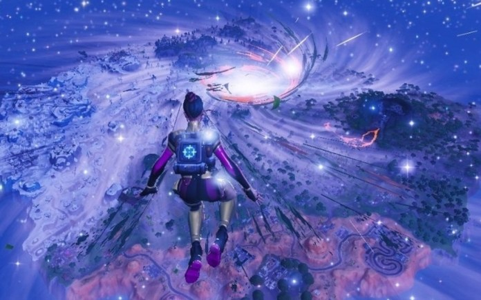 """Fortnite: """"Black Hole"""" Event Beats Twitch and Twitter Records"""