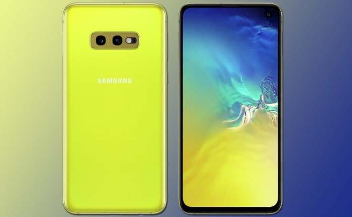 Galaxy S10 Lite appears on Samsung's official website. Imminent release