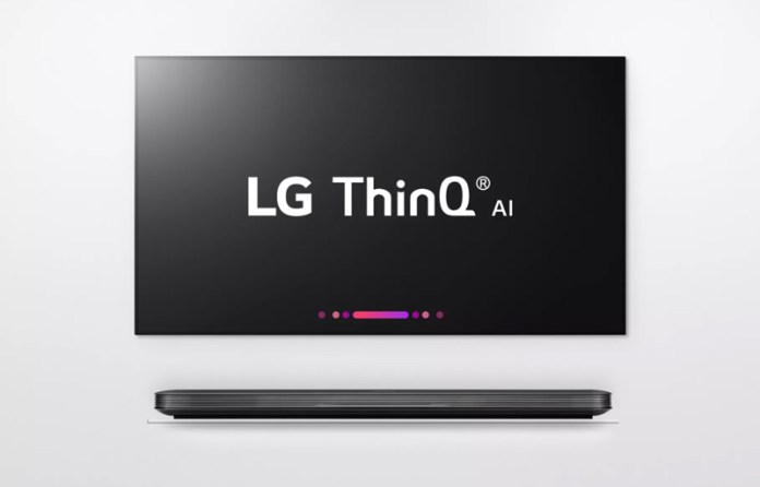 LG ThinQ Android Oreo MWC LG K8 LG K10 Android LG G7 Android Android MWC 2018 LG V30s IFA 2018
