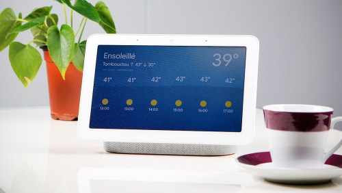 Google Nest Hub: the full test