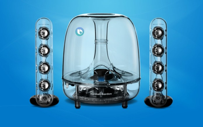 Harman Kardon SoundSticks Wireless | Samsung | Bixby | Smart speaker