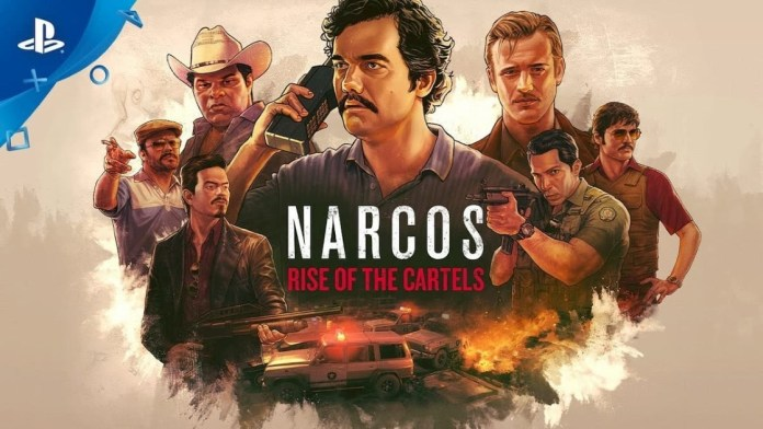 Here comes a game from the 'Narcos' series for PC and Consoles (video)