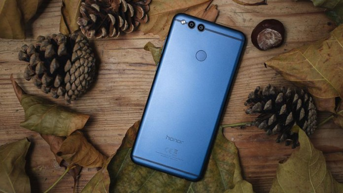 Huawei Honor View 10 Android smartphone Honor V10
