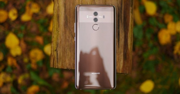 Huawei Mate 10 Pro already has a clone with wireless charging!