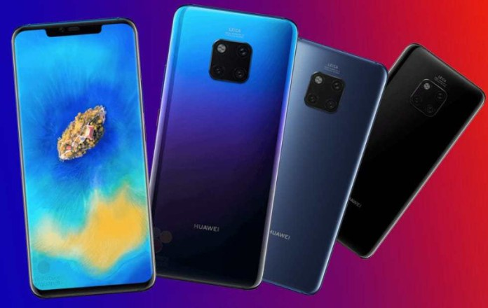 Huawei Mate 20 Pro Android