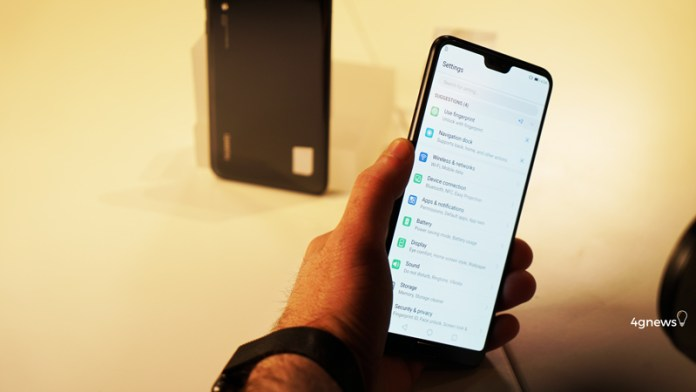 Huawei P20: Don't you like the monocle? There is a way for