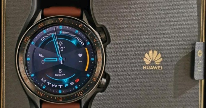Huawei Watch GT 2: Here are images and details of Huawei's upcoming smartwatch!