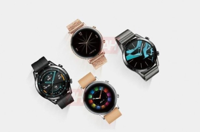 Huawei Watch GT 2: More smartwatch images that will come with two designs!