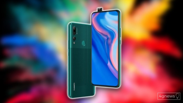 Huawei Y9 Prime on the way with pop-up camera