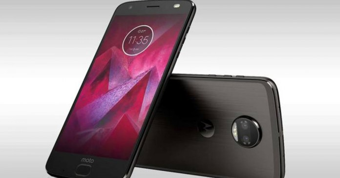 Motorola wastes no time and launches new update for its Moto Z2 Force