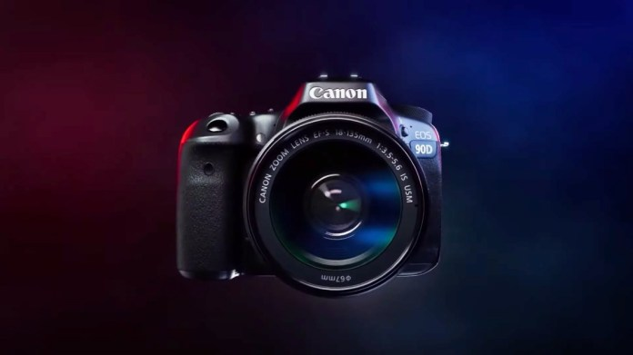 New Canon EOS 90D could be all I wanted!