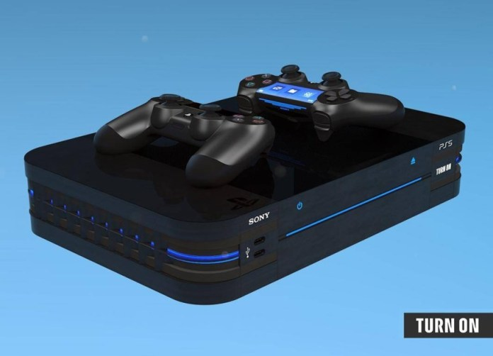 New images from PlayStation 5 are more realistic and can tell us what the console will look like!